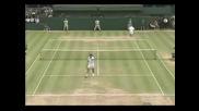 Wimbledon 2003 : Федерер - Филипусис | част 1/2