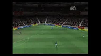 Fifa 08 Goal