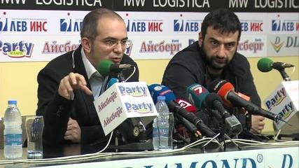 Васил Колев: Тръстът е по-богат от Левски