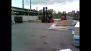 Скучаещи Мотокаристи Си Правят Кеф :)