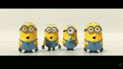 Дребосъците Отново Тук .. Despicable Me 2 | Minions Banana Song