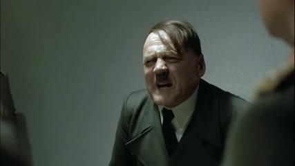 Хитлер прави регистрация на фирма