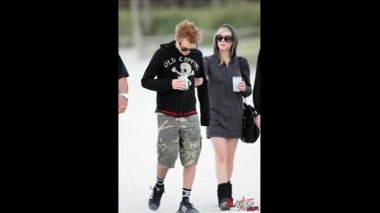 Avril And Deryck
