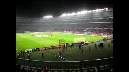 Преди Мача Real Madrid Juventus