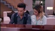 Violetta 3- Federico y Violetta- Nel mio mondo + превод