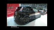 Fiat Abarth Punto Scorpione Geneva 2012