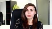 Таня Константинова от Софарма за IAB Forum 2015