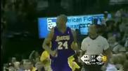 Kobe Breaks Kevin Durants Ankles and sinks the fadeaway