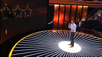 Milos Mitic - Samo zbog tebe sam tu - (live) - ZG 2014 15 - 03.01.2015. EM 16.