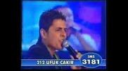 baris komurcuoglu ufuk cakir - duet (popstar 2004)