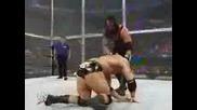 Batista Vs The Undertaker