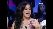 Арабска Балада! Ziad Bourji & Sara El Hani - Ma Byestehou + Bg Subs