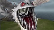 2.04 Дракони: Защитниците на Бърк * Бг Субтитри * Dreamworks Dragons: Defenders of Berk # s02e04