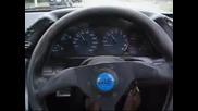 Пълен Ненормалник Настъпва Nissan Skyline R32 !