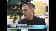 Шампионът Пулев и неговият треньор Михаил Таков