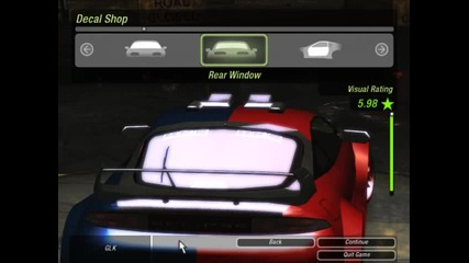 Need For Speed Tuning Mitsubishi Eclipse