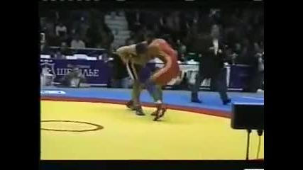 Mehmet Ozal Vs. Karam Gaber 2002 World Championships final match
