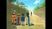 Naruto Ep 20 - A New Chapter Begins - The Chunin Exam Bg Audio