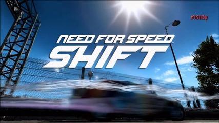 Няколко кадри от Need For Speed:shift