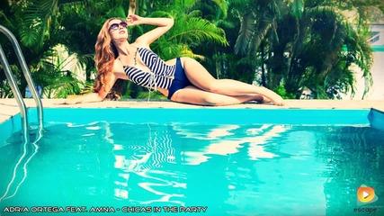 * Свежо парче 2014 * Adria Ortega feat. Amna - Chicas In The Party
