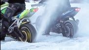 Руснаци тестват зимни гуми с шипове
