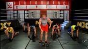Тренировка с Трите Хикса- кардио за мускулна маса, Tripple H workoit, Muscle-building Cardio