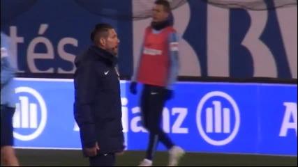 Торес се завръща за Атлетико в дербито срещу Реал