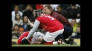 Бруталната Контузия На Едуардо Да Силва От Арсенал (23.02.2008)
