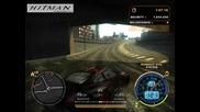 Nfs Mw: Final Pursuit The Black Porsche [част 2]