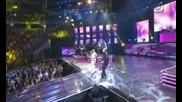Wisin y Yandel - Te Hice Mujer ( Devorame otra vez )( Live ) (2008)