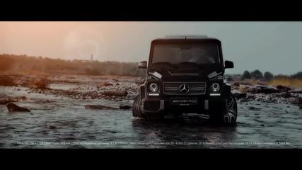 Mercedes Gelandewagen 2015 • промо !