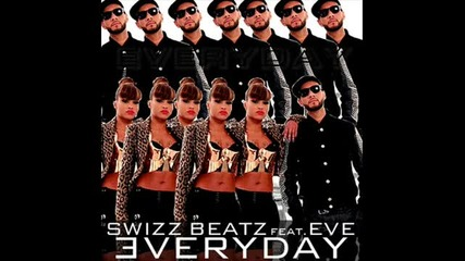"Swizz Beatz Ft. Eve - Everyday ""coolin"" [официялен Инструментал]"