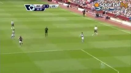 Астън Вила 0:1 Ливърпул