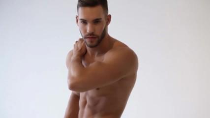 Ad448 - Мъжки слип-джокс, бельо за спорт от queerwear.net