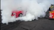 Vw R32 Pwl Burnout 2012