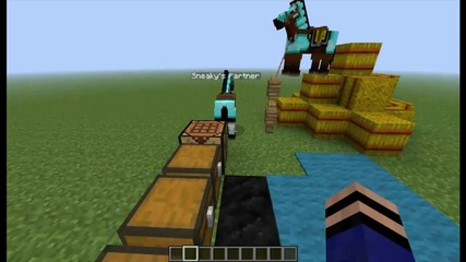 Minecraft Snapshot 13w21a - Review