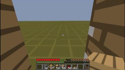 Minecraft Fast Stuff - Ep.3 - Пистън врата за Survival