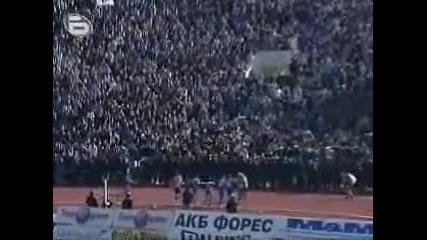 Левски - Цска 1:0 - 7 Април 2007