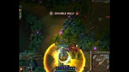 League of Legends Leona Op fed support