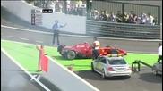 ! Kimi Raikkonen Belgian Grand Prix 2007 !