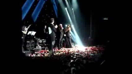 Nino, Paparizou, Terzis - Live