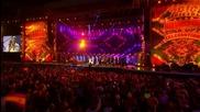 Hugh Masekela - Grazing In The Grass Концерт по повод откриването на световното по футбол Ю А Р