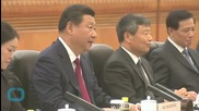 China's Xi Calls for 'Equal' Political Talks With Taiwan