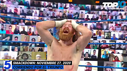 Top 10 Mejores Momentos de SmackDown En Español: WWE Top 10, Nov 27, 2020