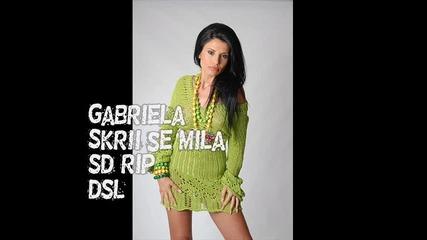 Габриела - Скрий се мила 2009 Sd - Rip