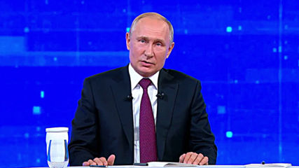 Russia: Putin says 'no restrictions planned' for Russia's Internet