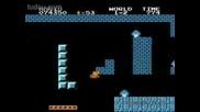 Луд геймър играе на Най - Трудното Мод - Ниво На Супер Марио /част3/