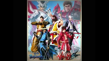 Sengoku Basara 3 opening theme
