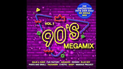 90s Megamix Vol1 cd2