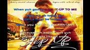 Sean Paul feat Keyshia Cole - Give It Up To Me [step Up] [karaoke]